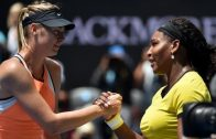Serena Williams – Sharapova Maçı